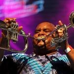 BJ2015 Day2 Dirty Dozen Brass Band